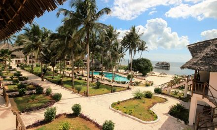 TUI dagdeal: 4* Zanzibar | last minute 9 dagen €449,- per persoon