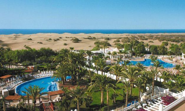 4* RIU Palace Maspalomas Gran Canaria | halfpension €780,- p.p.