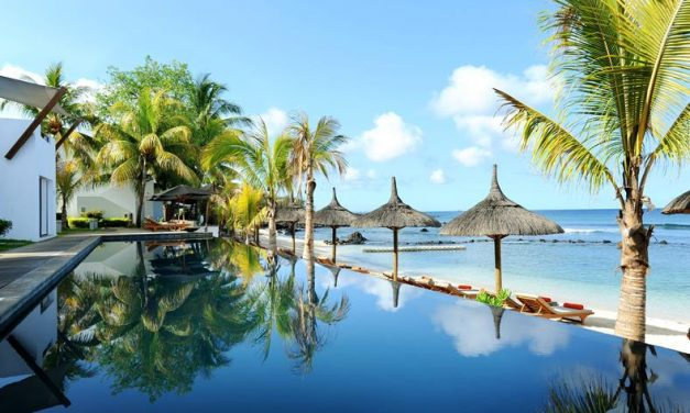 Adults Only Mauritius deal | december 2017 halfpension €1044,- p.p.