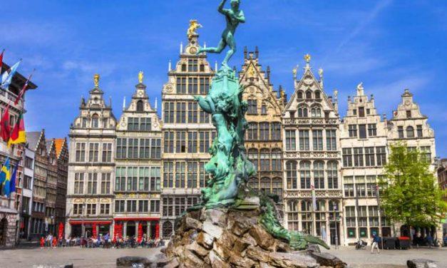 Goedkoop nachtje weg Antwerpen | nu voor maar €38,- per persoon