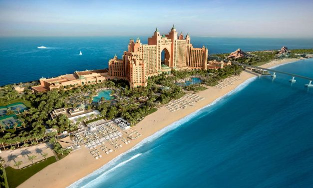 5* Atlantis The Palm Dubai | halfpension juni 2018 €1058,- p.p.