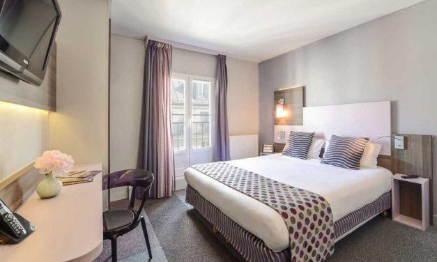Romantisch weekendje Parijs   2 nachten voor €70,- per persoon