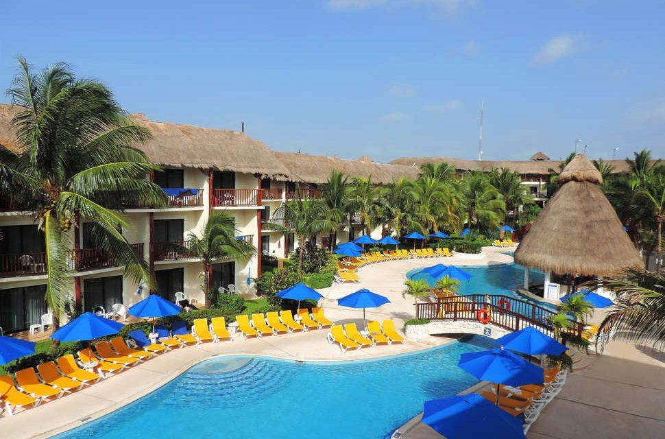 Super last minute all inclusive Mexico voor €899,-   4* hotel met SPA