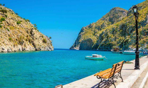 15-daagse reis naar Lesbos   vertrek mei 2019 slechts €274,- p.p.