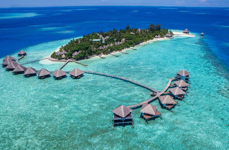 Luxe Malediven all inclusive deal | Maart 2018 9 dagen €1947,- p.p.