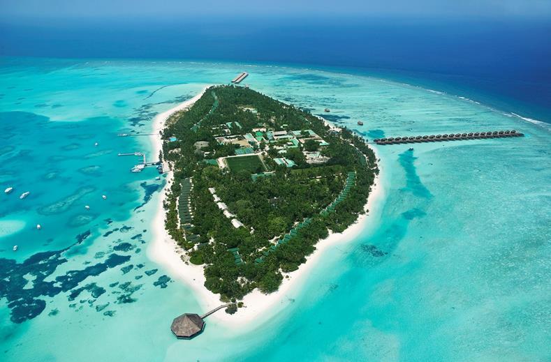 Luxe Malediven vakantie   Maart 2018 9 dagen met €500,- korting