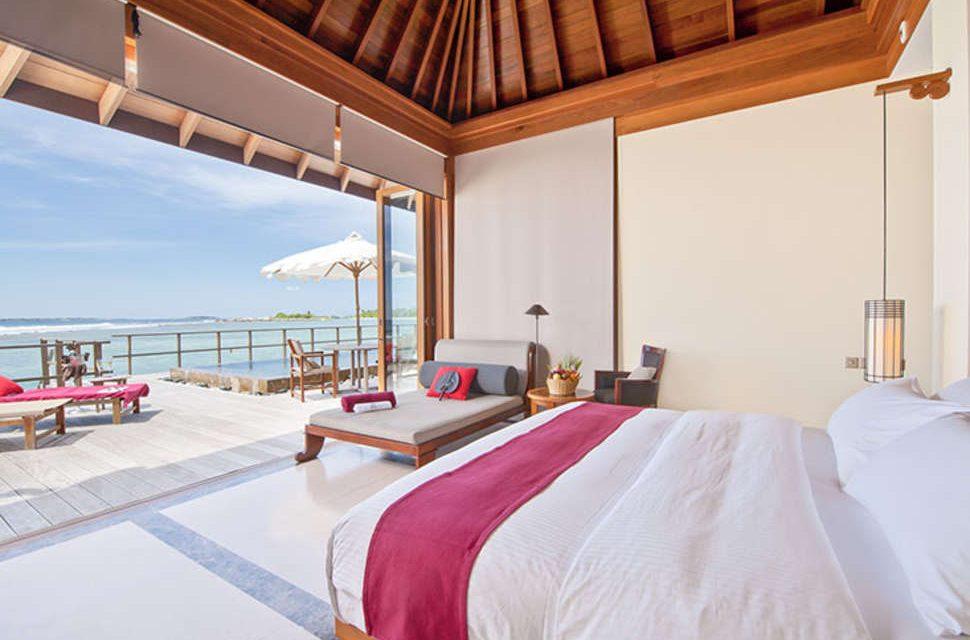 Super-de-luxe 5* Malediven + halfpension | 9 dagen juni 2018 €1376,- p.p.