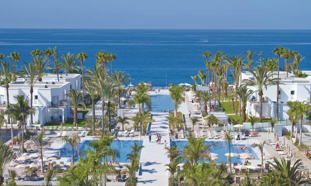 RIU Palace Meloneras | December 2017 Gran Canaria met 23% korting