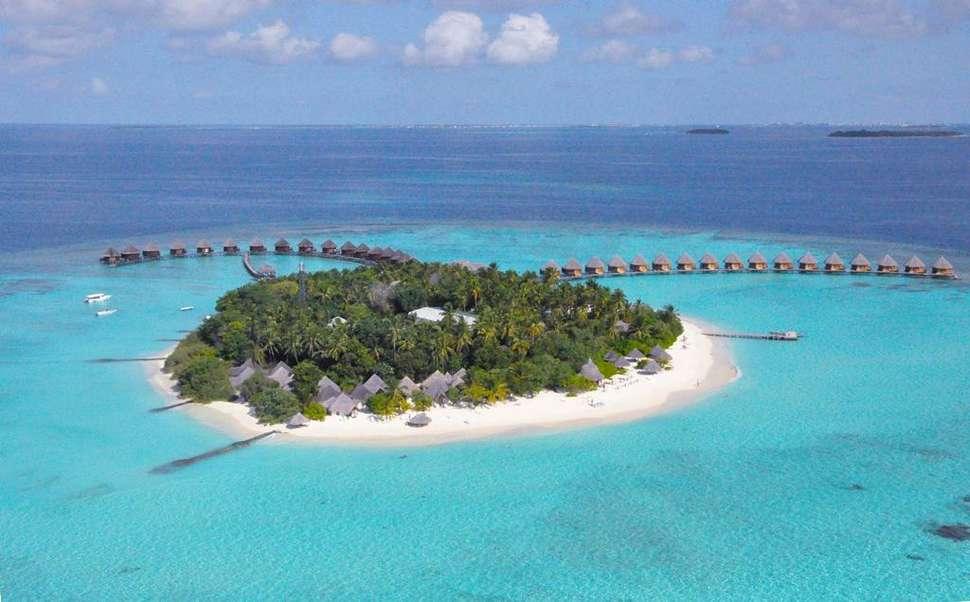Optimaal genieten @ de Malediven | 9 dagen incl. halfpension €1209,-