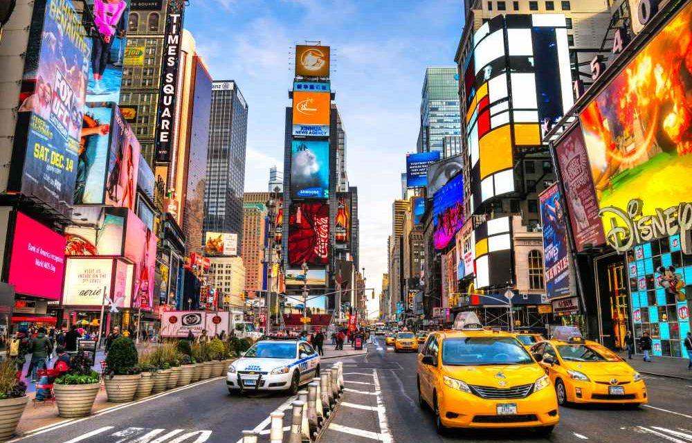 Travelbird Dagdeal: 4* Citytrip NYC | maart 2018 €609,- per persoon