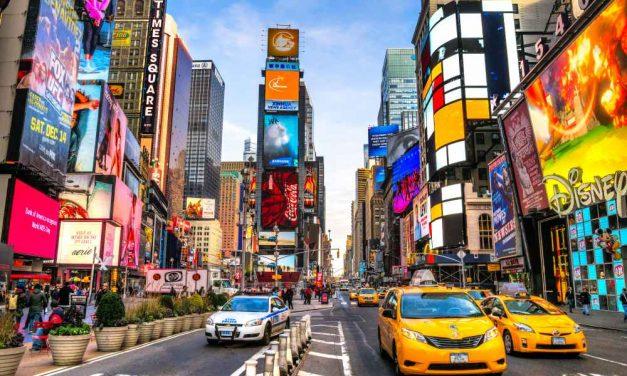 5 dagen Stedentrip New York City | incl. vluchten & 4* hotel €539,- p.p.