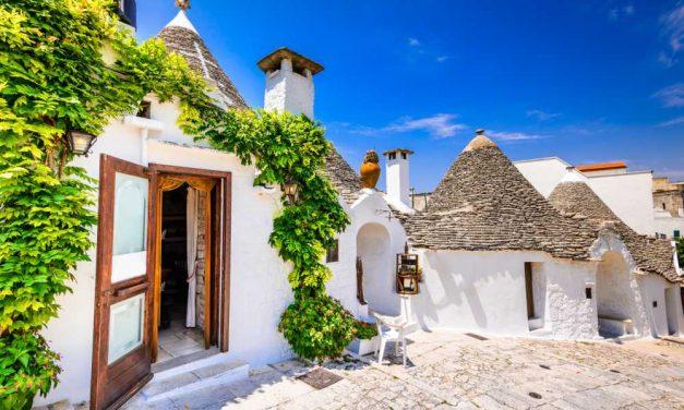 8 dagen Puglia in de meivakantie voor €316,- | Vluchten + verblijf