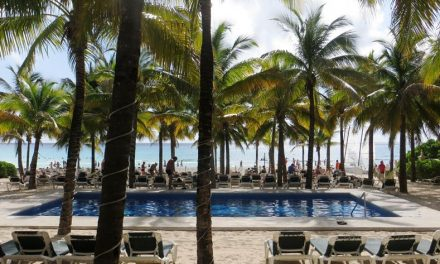 4* RIU Lupita Mexico | all inclusive 9 dagen €849,- per persoon