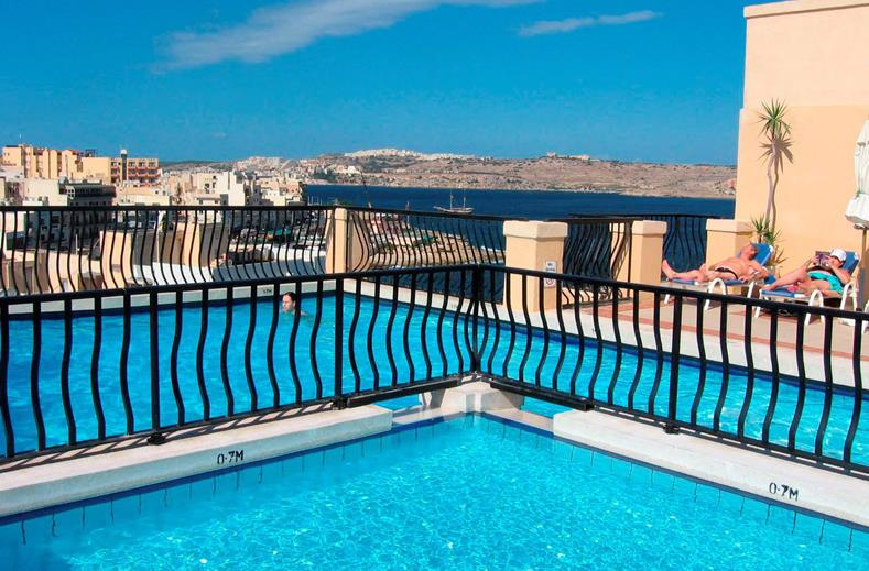 Goedkope vakantie Malta | 8 dagen maart 2018 €262,- per persoon