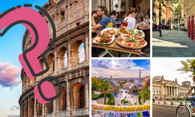 BIZAR! surprise trip €99,- | vluchten + 3 dagen hotel | een unieke ervaring