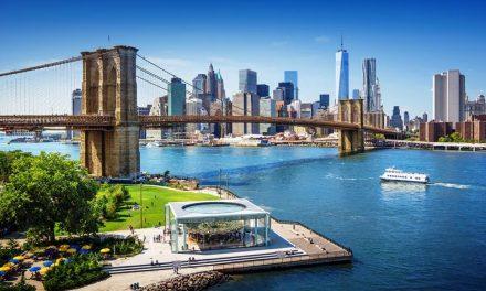Uniek: 9-daagse stedentrip New York | incl. vluchten & hotel €799,- p.p.