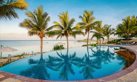 Luxe 5* Halfpension Zanzibar | 9 dagen april 2018 €883,- per persoon