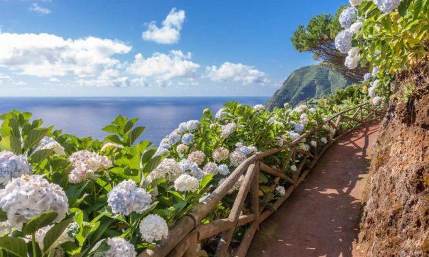 4* Azoren deal + ontbijt | 8 dagen april 2018 €429,- per persoon