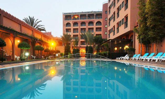 10 dagen tot rust komen in Marokko   4* verblijf inclusief ontbijt €357,-