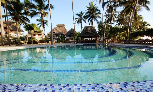 4* Paradijs @ Zanzibar | 9 dagen april 2018 €599,- per persoon