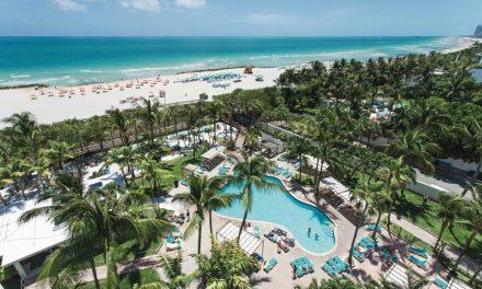 4* RIU Plaza Miami Beach   9 dagen januari 2018 €699,- per persoon