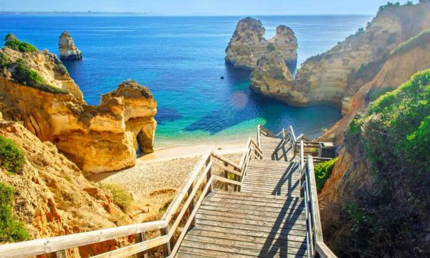 Kras dagdeal: 8-daagse vakantie Algarve   juni 2018 €298,- p.p.