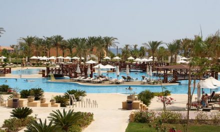 Luxe 5* all inclusive Egypte deal | 8-daagse vakantie = €506,- p.p.