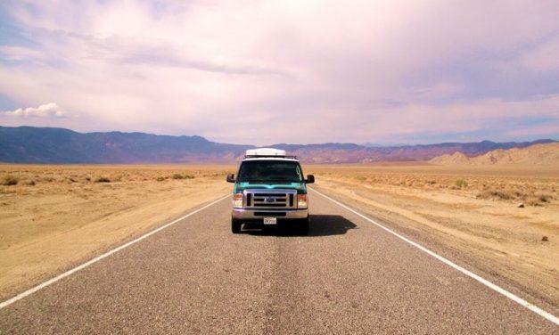 Rondreis Californie in een gekleurde campervan | 15 dagen €641,- p.p.