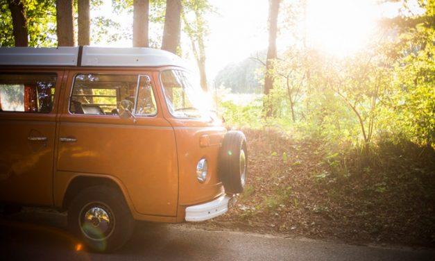 Roadtrip in een Volkswagen Camper | een week touren voor maar €445,-