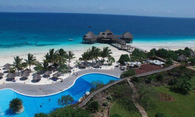 Super-de-luxe 5* Zanzibar   9 dagen all inclusive €1439,- p.p.
