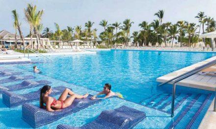 RIU 5* all inclusive Dominicaanse Republiek   Nu 9 dagen €859,-