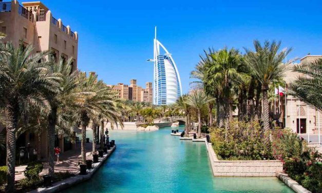 4* all inclusive Dubai deal voor €734,- p.p. | Early bird 2019