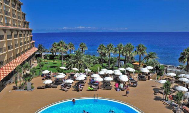 8-daagse 4* vakantie Madeira   inclusief ontbijt voorjaar 2018 €415,-