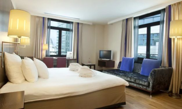 4* luxe Hilton Brussels City | incl. late checkout & meer €55,- p.p.