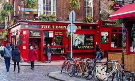 Last minute citytrip Dublin   Vluchten + 4* verblijf voor €129,- p.p.