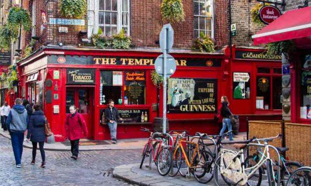 Last minute citytrip Dublin | Vluchten + 4* verblijf voor €129,- p.p.