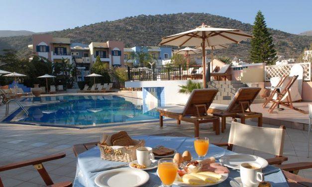Zomervakantie deal @ Kreta   8 dagen 4* hotel slechts €481,- p.p.