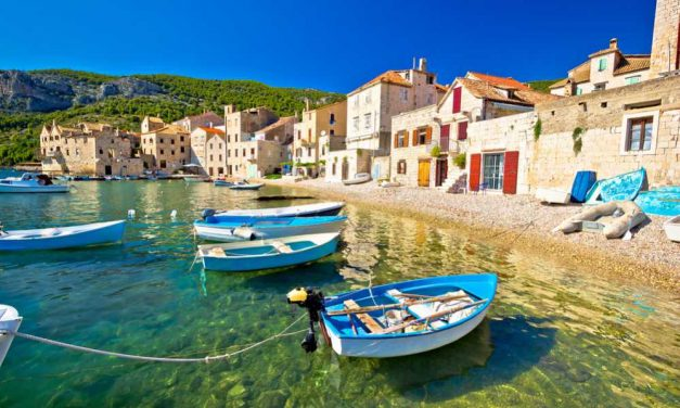 All inclusive genieten in Kroatie!   8 dagen april 2018 €427,- p.p.