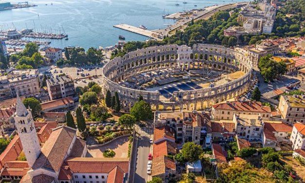 Prachtige rondreis @ Kroatië   8 dagen in mei nu slechts €668,- p.p.