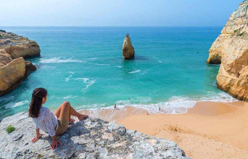 Bizar cheap: 8 dagen Algarve voor €166,-   Vluchten, verblijf & ontbijt