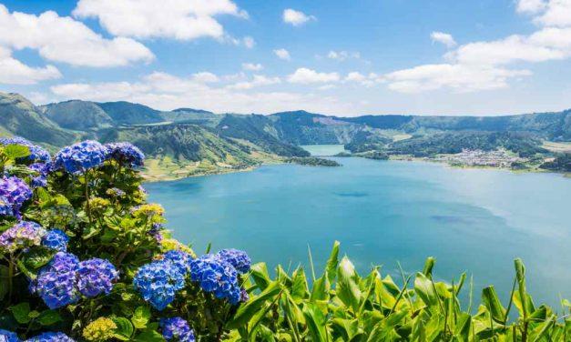 Goedkoop naar de Azoren | 8 dagen incl. huurauto + ontbijt €553,-
