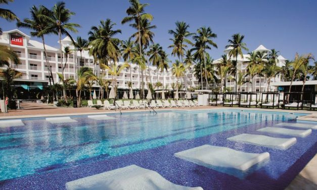 5* RIU Palace Macao   Dominicaanse Republiek all inclusive €1049,-