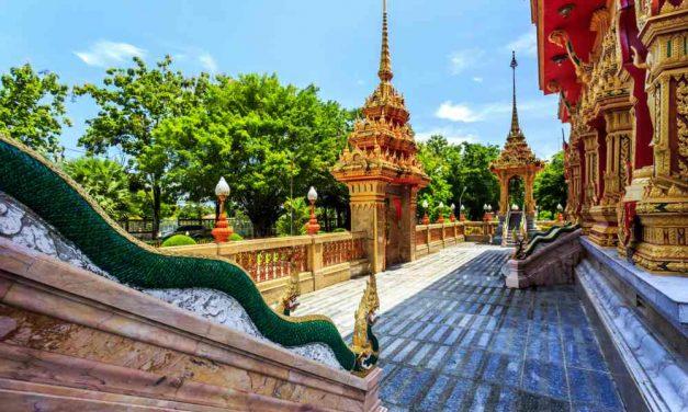 Ontdek kleurrijk Thailand | Nu 9 dagen mei in 4* hotel voor €765,- p.p.