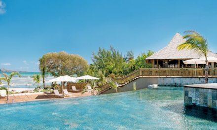 Luxe 4* Mauritius deal   halfpension mei / juni 2018 €1377,- p.p.