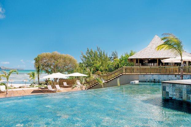 Luxe 4* Mauritius deal | halfpension mei / juni 2018 €1377,- p.p.