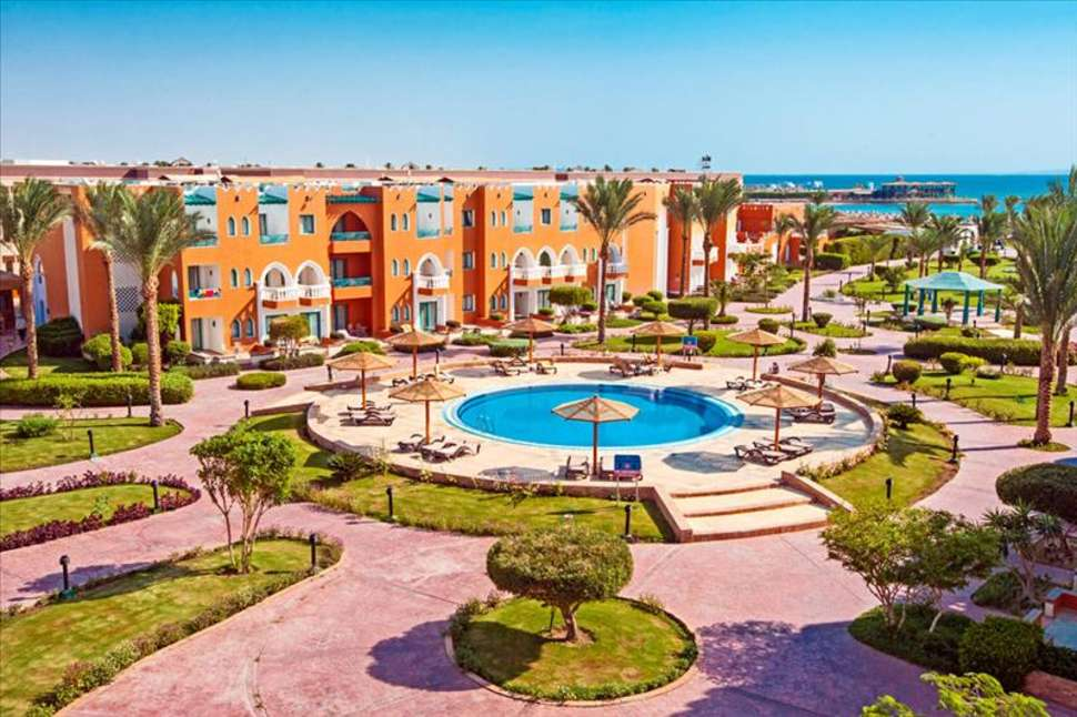 Super De Luxe 5 Egypte 8 Dagen All Inclusive Juni 2018