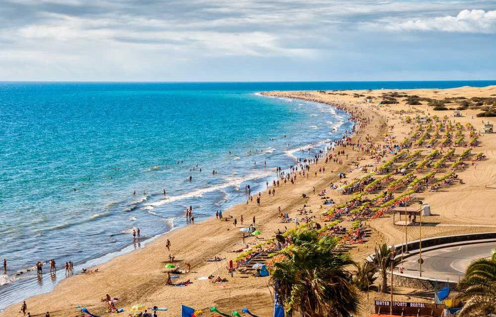 Herfstvakantie topper: 8 dagen naar Gran Canaria | Slechts €229,-