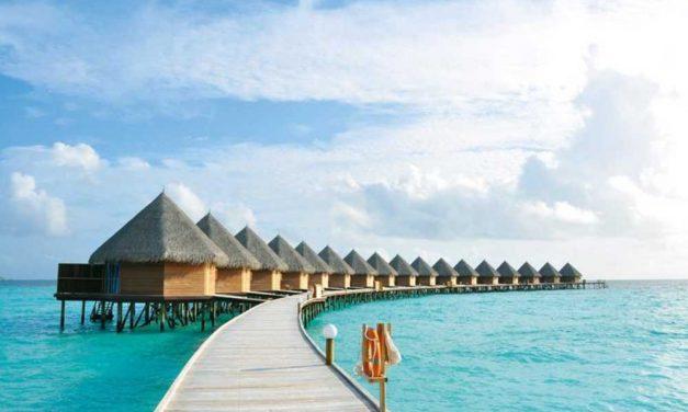 4* Magische Malediven   11 dagen halfpension juni 2018 nu €1489,- p.p.