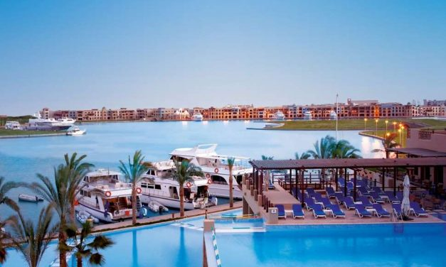4* all inclusive Egypte in de zomer | last minute voor €400,- p.p.