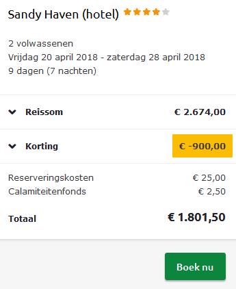 Haven deals 2018